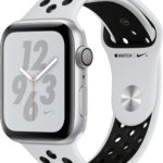 Apple Watch Nike+ Series 4 (GPS) 44mm Silver